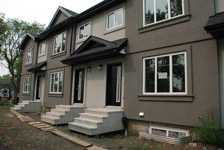 Main Photo: D 10618 110 Avenue in Edmonton: Zone 08 House Fourplex for sale : MLS®# E4124949
