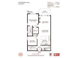 Photo 16: 111 15155 36 Avenue in Surrey: Morgan Creek Condo for sale (South Surrey White Rock)  : MLS®# R2345572