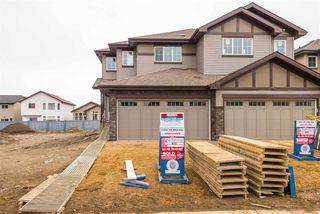 Photo 1: 9447 209 Street in Edmonton: Zone 58 House Half Duplex for sale : MLS®# E4147671
