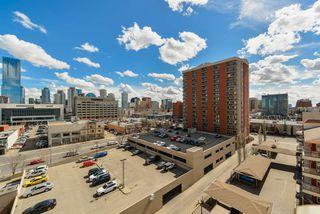 Photo 22: 804 10909 103 Avenue in Edmonton: Zone 12 Condo for sale : MLS®# E4152491