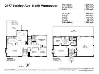 Photo 20: 2497 BERKLEY Avenue in North Vancouver: Blueridge NV House for sale : MLS®# R2361949