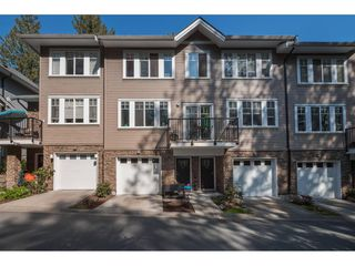 Photo 1: 27 13864 HYLAND Road in Surrey: East Newton Townhouse for sale : MLS®# R2362417