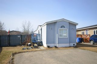 "Main Photo: 150 9207 82 Street in Fort St. John: Fort St. John - City SE Manufactured Home for sale in ""SOUTHRIDGE MHP"" (Fort St. John (Zone 60))  : MLS®# R2363164"