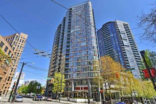 "Photo 2: 312 788 HAMILTON Street in Vancouver: Downtown VW Condo for sale in ""TV Towers"" (Vancouver West)  : MLS®# R2364675"