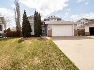 Main Photo: 68 Highcliff Road: Sherwood Park House for sale : MLS®# E4155847