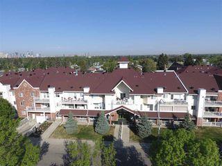 Main Photo: 112 6220 FULTON Road in Edmonton: Zone 19 Condo for sale : MLS®# E4156220