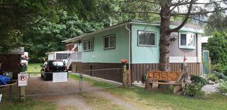 "Photo 2: 20 41495 N NICOMEN Road in Mission: Dewdney Deroche Manufactured Home for sale in ""Lakahamen Park"" : MLS®# R2382043"