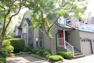 "Photo 1: 19 4740 221 Street in Langley: Murrayville Townhouse for sale in ""Eaglecrest"" : MLS®# R2383487"