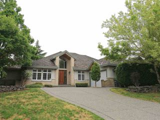 Photo 1: 16267 MORGAN CREEK Crescent in Surrey: Morgan Creek House for sale (South Surrey White Rock)  : MLS®# R2385961