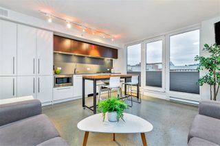 "Photo 4: 807 150 E CORDOVA Street in Vancouver: Downtown VE Condo for sale in ""INGASTOWN"" (Vancouver East)  : MLS®# R2423727"