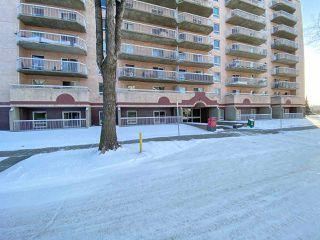 Photo 1: 808 11211 85 Street NW in Edmonton: Zone 05 Condo for sale : MLS®# E4184229