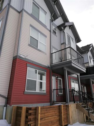Main Photo: 655 WATT Boulevard in Edmonton: Zone 53 Townhouse for sale : MLS®# E4195865