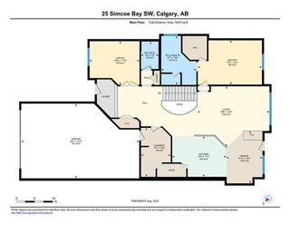Photo 37: 25 SIMCOE Bay SW in Calgary: Signal Hill Detached for sale : MLS®# A1026296