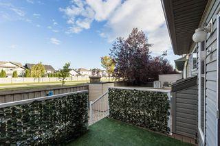 Photo 31: 17 6304 SANDIN Way in Edmonton: Zone 14 House Half Duplex for sale : MLS®# E4214065