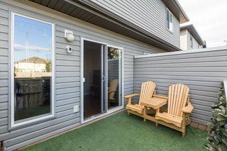 Photo 32: 17 6304 SANDIN Way in Edmonton: Zone 14 House Half Duplex for sale : MLS®# E4214065