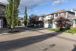 Photo 37: 17 6304 SANDIN Way in Edmonton: Zone 14 House Half Duplex for sale : MLS®# E4214065