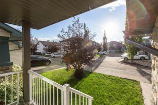 Photo 2: 17 6304 SANDIN Way in Edmonton: Zone 14 House Half Duplex for sale : MLS®# E4214065