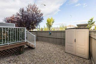 Photo 35: 17 6304 SANDIN Way in Edmonton: Zone 14 House Half Duplex for sale : MLS®# E4214065
