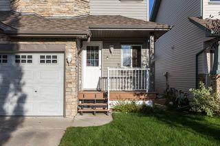 Photo 3: 17 6304 SANDIN Way in Edmonton: Zone 14 House Half Duplex for sale : MLS®# E4214065