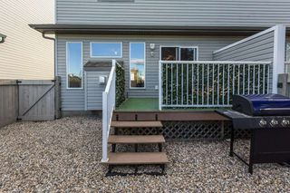 Photo 33: 17 6304 SANDIN Way in Edmonton: Zone 14 House Half Duplex for sale : MLS®# E4214065
