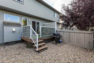 Photo 34: 17 6304 SANDIN Way in Edmonton: Zone 14 House Half Duplex for sale : MLS®# E4214065