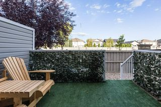 Photo 30: 17 6304 SANDIN Way in Edmonton: Zone 14 House Half Duplex for sale : MLS®# E4214065