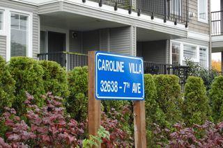 """Photo 2: 102 32638 7TH Avenue in Mission: Mission BC Condo for sale in """"Carolina Villa"""" : MLS®# F1127375"""