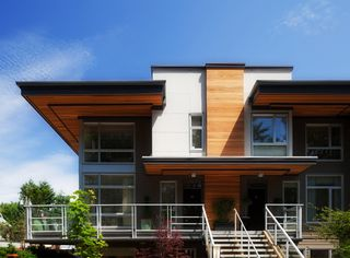 Photo 4: 124 735 W 15th Street in North Vancouver: Hamilton Townhouse for sale