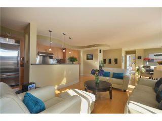 Photo 4: 2401 969 RICHARDS Street in Vancouver: Downtown VW Condo for sale (Vancouver West)  : MLS®# V992058