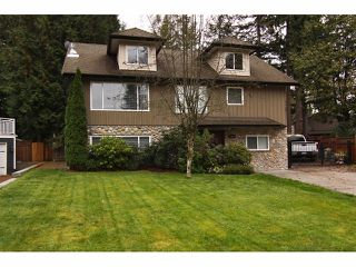 "Photo 1: 4530 197A ST in Langley: Langley City House for sale in ""Hunter Park"" : MLS®# F1323380"