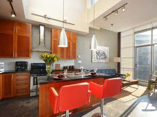 """Photo 2: PH605 2635 PRINCE EDWARD Street in Vancouver: Mount Pleasant VE Condo for sale in """"SOMA LOFTS"""" (Vancouver East)  : MLS®# V1033339"""