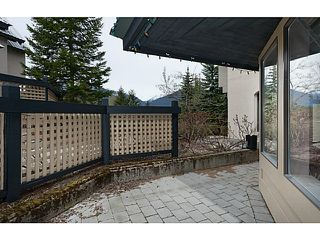 Photo 10: 14 4725 SPEARHEAD Drive in Whistler: Benchlands Townhouse for sale : MLS®# V1064943