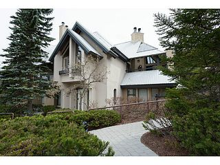 Photo 1: 14 4725 SPEARHEAD Drive in Whistler: Benchlands Townhouse for sale : MLS®# V1064943