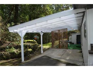 Photo 13: 36 2587 Selwyn Rd in VICTORIA: La Mill Hill Manufactured Home for sale (Langford)  : MLS®# 695474