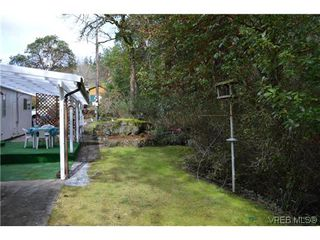 Photo 17: 36 2587 Selwyn Rd in VICTORIA: La Mill Hill Manufactured Home for sale (Langford)  : MLS®# 695474