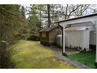 Photo 14: 36 2587 Selwyn Rd in VICTORIA: La Mill Hill Manufactured Home for sale (Langford)  : MLS®# 695474
