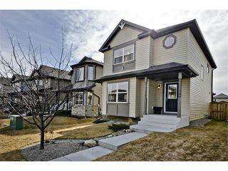 Photo 1: 178 MORNINGSIDE Gardens SW: Airdrie House for sale : MLS®# C4003758