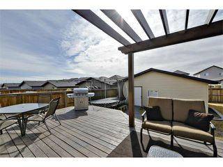 Photo 32: 178 MORNINGSIDE Gardens SW: Airdrie House for sale : MLS®# C4003758