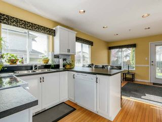 "Photo 4: 52 1370 RIVERWOOD Gate in Port Coquitlam: Riverwood Townhouse for sale in ""ADDINGTON GATE"" : MLS®# V1115167"