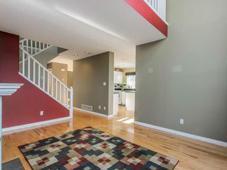 "Photo 10: 52 1370 RIVERWOOD Gate in Port Coquitlam: Riverwood Townhouse for sale in ""ADDINGTON GATE"" : MLS®# V1115167"
