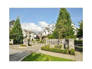 "Photo 1: 79 16233 83 Avenue in Surrey: Fleetwood Tynehead Townhouse for sale in ""Veranda"" : MLS®# F1447509"