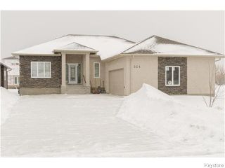 Photo 1: 324 DRURY Avenue in West St Paul: Middlechurch / Rivercrest Residential for sale (Winnipeg area)  : MLS®# 1604764