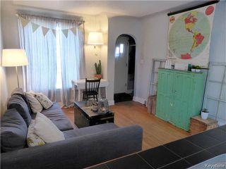 Photo 5: 1115 Spruce Street in Winnipeg: West End / Wolseley Residential for sale (West Winnipeg)  : MLS®# 1606852