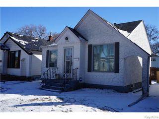 Photo 2: 1115 Spruce Street in Winnipeg: West End / Wolseley Residential for sale (West Winnipeg)  : MLS®# 1606852
