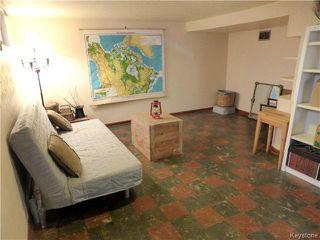 Photo 11: 1115 Spruce Street in Winnipeg: West End / Wolseley Residential for sale (West Winnipeg)  : MLS®# 1606852