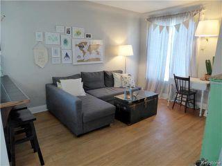 Photo 4: 1115 Spruce Street in Winnipeg: West End / Wolseley Residential for sale (West Winnipeg)  : MLS®# 1606852