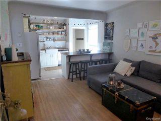 Photo 3: 1115 Spruce Street in Winnipeg: West End / Wolseley Residential for sale (West Winnipeg)  : MLS®# 1606852