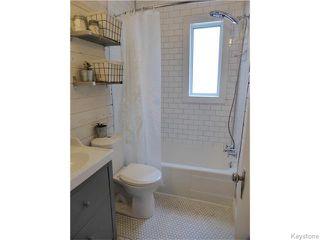 Photo 10: 1115 Spruce Street in Winnipeg: West End / Wolseley Residential for sale (West Winnipeg)  : MLS®# 1606852