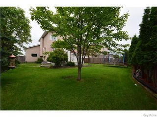 Photo 18: 44 Foxwarren Drive in Winnipeg: Maples / Tyndall Park Residential for sale (North West Winnipeg)  : MLS®# 1615748