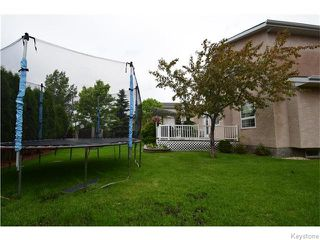 Photo 21: 44 Foxwarren Drive in Winnipeg: Maples / Tyndall Park Residential for sale (North West Winnipeg)  : MLS®# 1615748